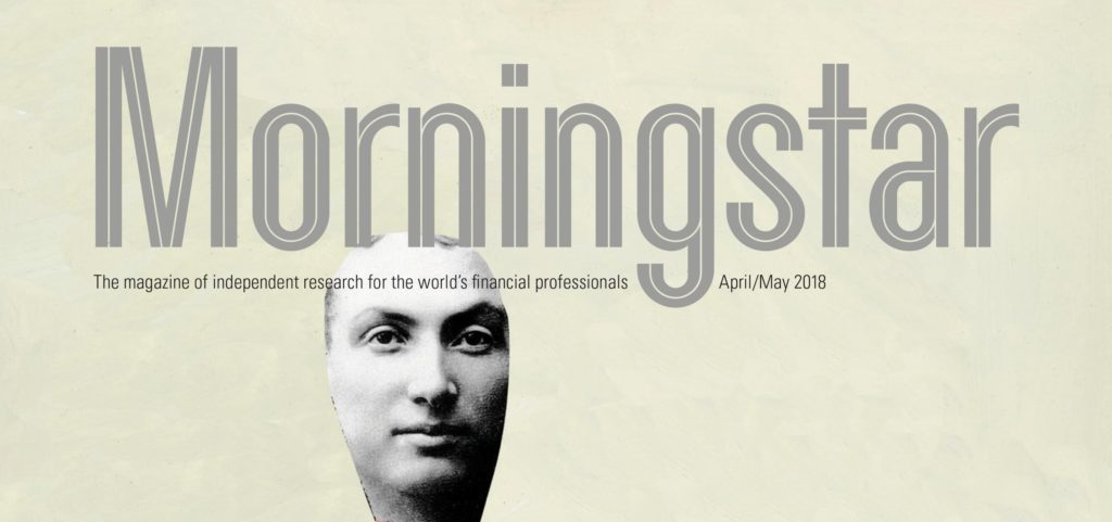 Bunker Riley Features In Morningstar Magazine