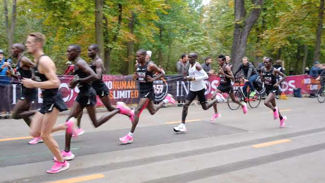 Eliud Kipchoge & The Power of Great Planning